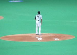 2014年5月4日大谷選手